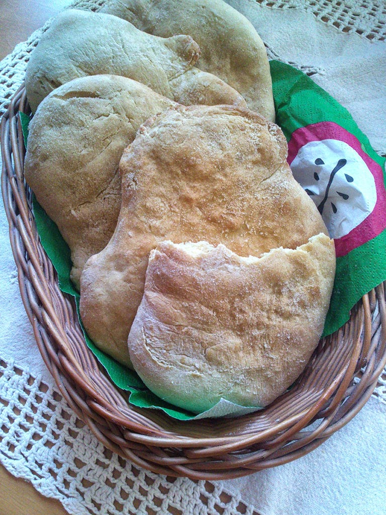 chleb naan
